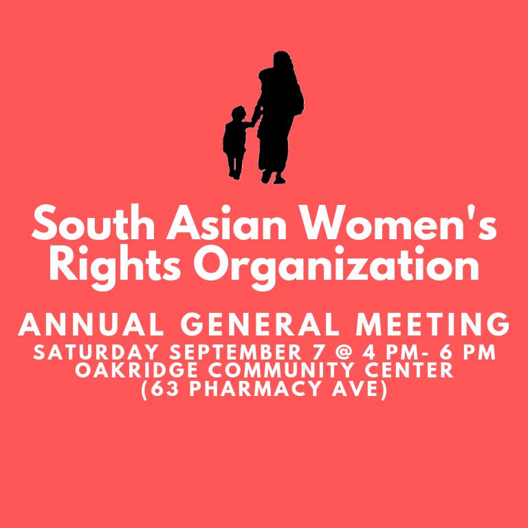 SAWRO Annual General Meeting 2019