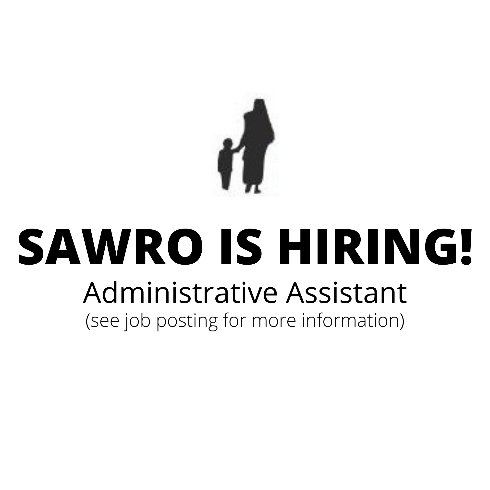 Hiring for Administrative Assistant